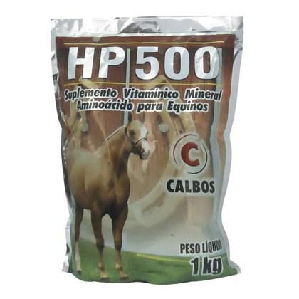 HP 500 – Suplemento Vitamínico para equinos -1KG -Calbos