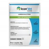 Icon Vet - Inseticida para instalações rurais - 25 gramas