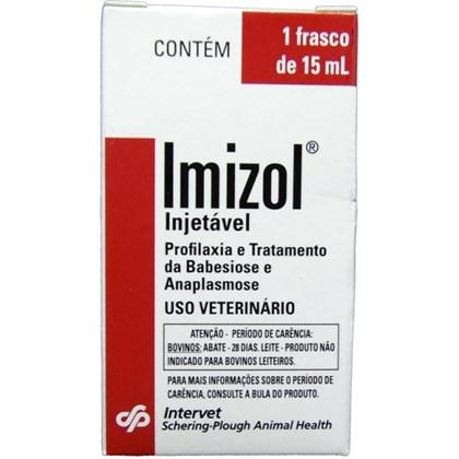IMIZOL INJETAVEL 15 ML