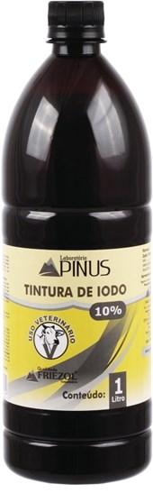IODO 10%  LITRO - PINUS