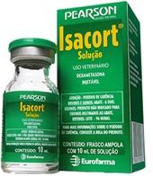 ISACORT INJ 10 ML - EUROFARMA