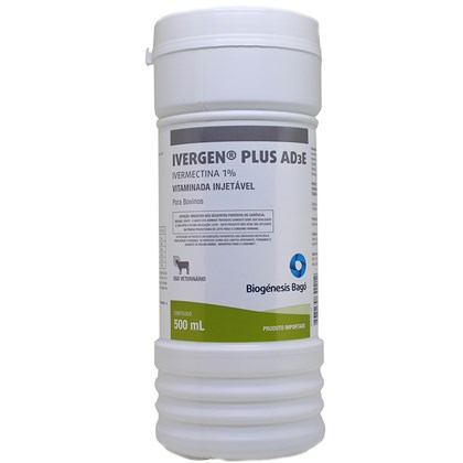 IVERGEN PLUS ADE 500 ML - BIOGENESIS
