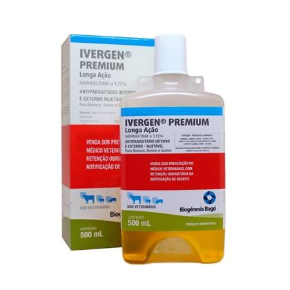 IVERGEN PREMIUM 500ML IVERMECTINA 1.13%