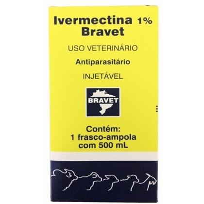 IVERMECTINA 1%  500 ML - BRAVET