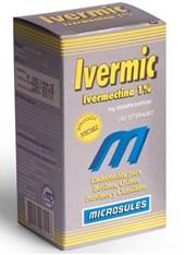 IVERMIC 1% 1000 ml - Microsules
