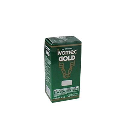 Ivomec Gold – Ivermectina 3,15% - 50 ml – Boehringer Ingelheim