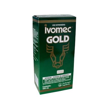 Ivomec Gold – Ivermectina 3,15% - 500 ml – Boehringer Ingelheim