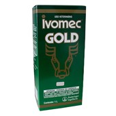 IVOMEC GOLD 1000 ML - IVERMECTINA MERIAL A 3,15%