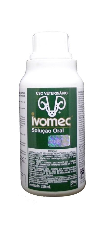 IVOMEC OVINOS - 250 ML - BOEHRINGER INGELHEIM