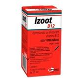 Izoot B12 – Antimicrobiano Injetável – 50 ml – Agener
