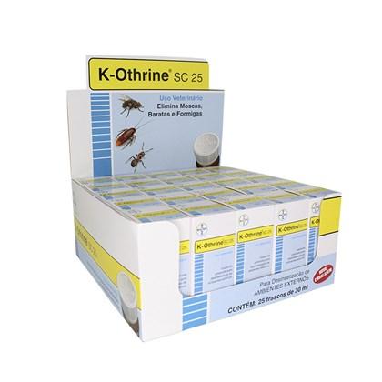 K-othrine – Caixa 25 unidades - Bayer