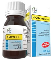 K-OTHRINE 30ML - BAYER