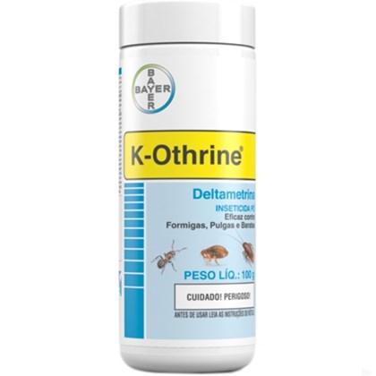 K-othrine Pó 100 Gramas - Elanco