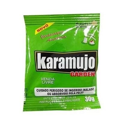 Karamujo – Jardinagem Amadora – 30 gramas – Rawell