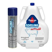 Kit: 1 Topline 5 litros + 1 Topline Spray