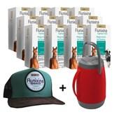 Kit: 12 Flunixina 50ml - Ganhe 1 garrafa térmica + 1 boné – UCBVET