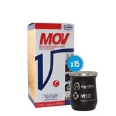 Kit: 15 MOV Modificador Orgânico – Ganhe 1 cuia Stanley