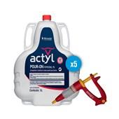 Kit: 5 Actyl Pour-on – Ganhe 1 aplicador