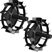 Kit de rodas de metal tf544 – Husqvarna