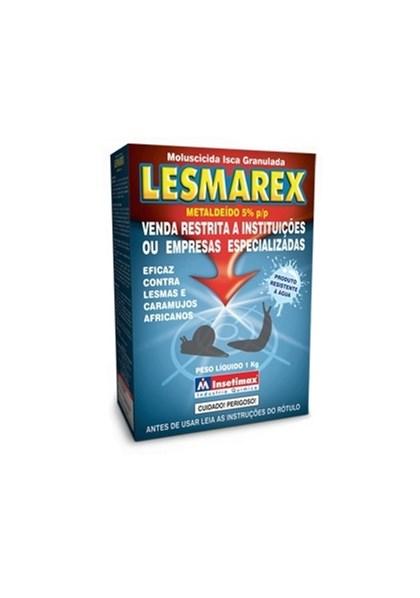 LESMAREX  ( LESMICIDA RESISTENTE A AGUA )