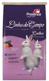 LINHA DO CAMPO - RAÇÃO PARA COELHOS - PCT 5KGS