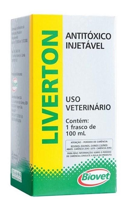 LIVERTON 100ML - BIOVET