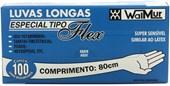 LUVA FLEX ESPECIAL - CX AZUL