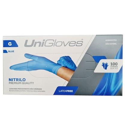 Luvas para procedimento não cirúrgico – 100 unidades – UniGloves