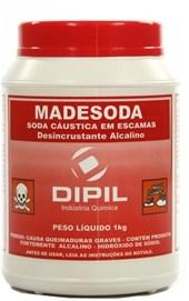 MADESODA   -    SODA CAUSTICA  -    DIPIL
