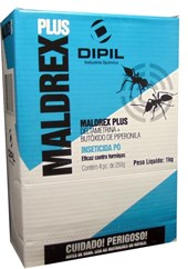 MALDREX PLUS FORMICIDA PO