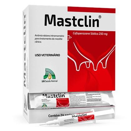 Mastclin - J A SAÚDE ANIMAL - Seringa 10 Ml (unidade)