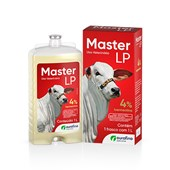 MASTER LP OURO FINO - IVERMECTINA 4% - 1000 ML