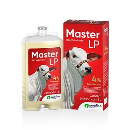 MASTER LP OURO FINO - IVERMECTINA 4% - 1000 ML