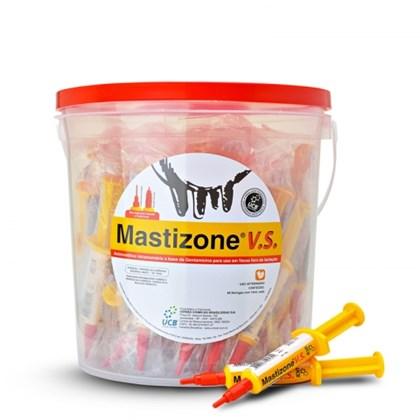 Mastizone V.S – Sulfato de Gentamicina – Balde contendo 48 seringas de 10g