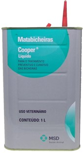 MATABICHEIRA COOPERS 1000 ML