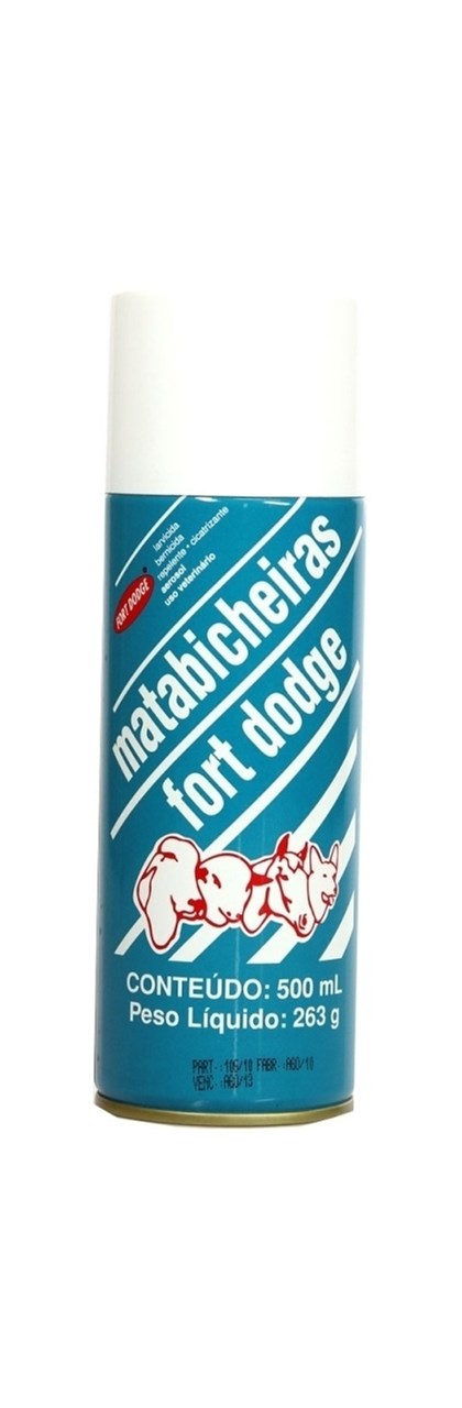 MATABICHEIRA FORT DODGE SPRAY 500 ML