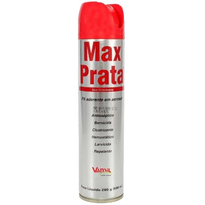 MAX PRATA 500 ML -  VANSIL