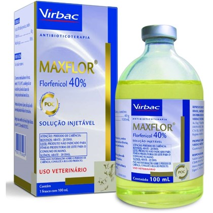 MAXFLOR L.A. VIRBAC 100ML
