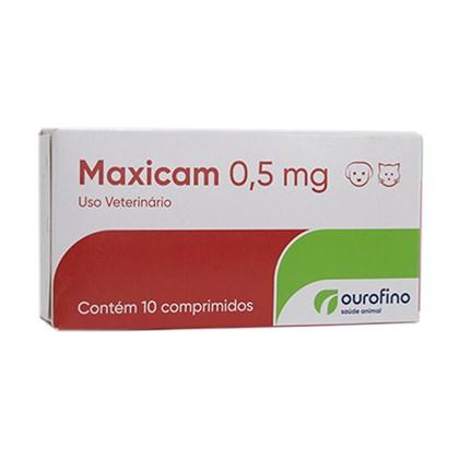 MAXICAM COMPRIMIDOS 0,5 MG