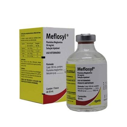 MEFLOSYL 50ML FLUNIXINA - ZOETIS