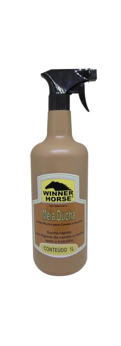 MEIA DUCHA SPRAY 1 LITRO - WINNER HORSE