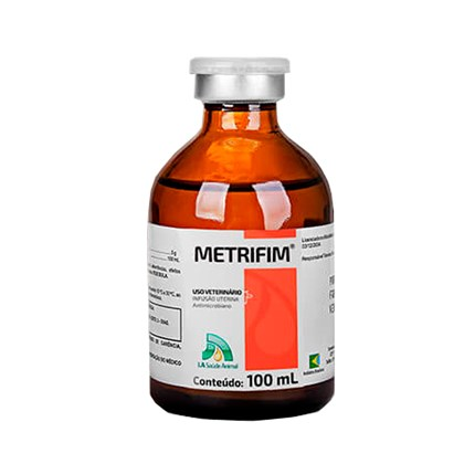 METRIFIM - J A SAÚDE ANIMAL - 100 ml