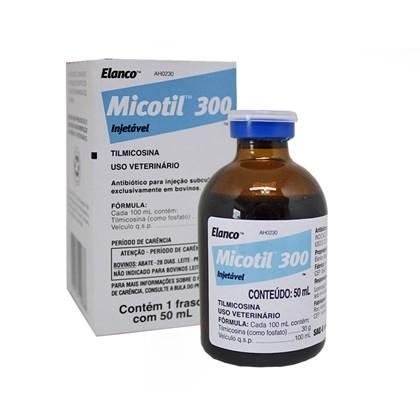 Micotil 300 - 50 Ml- Elanco
