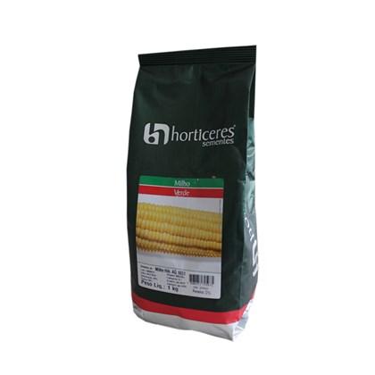 Milho Híbrido – 1 kg – Horticeres Sementes