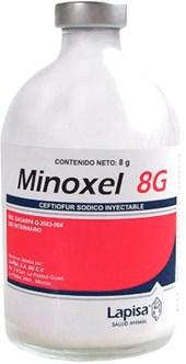 MINOXEL 8G 100ML - ELANCO