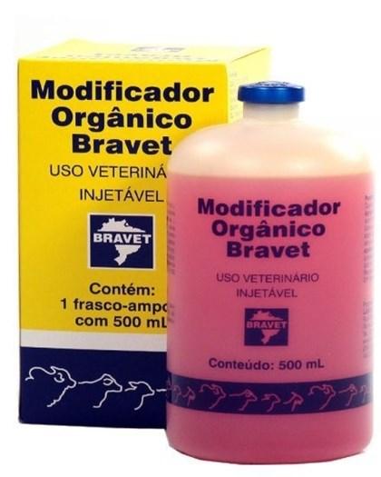 MODIFICADOR ORGANICO BRAVET - 500 ML