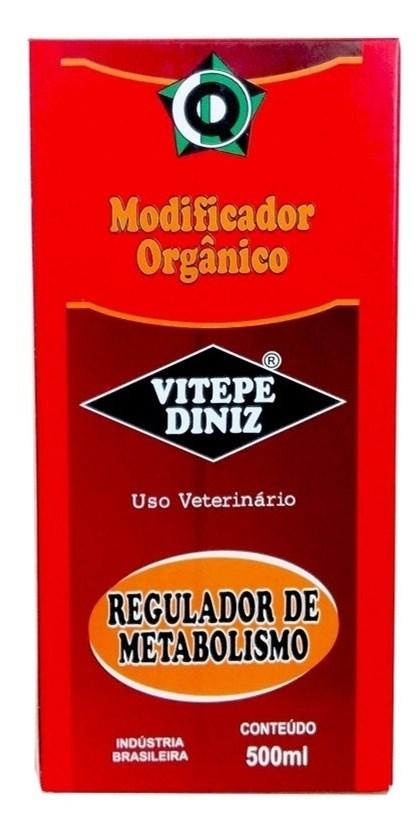 MODIFICADOR ORGANICO VITEPE DINIZ - 500 ML