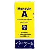 MONOVIN A 20 ML - BRAVET (VITAMINA A)