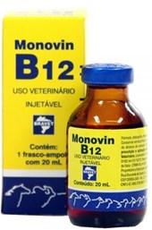 MONOVIN B.12 20 ML - BRAVET (VITAMINA B12)