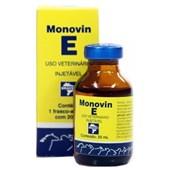 MONOVIN E INJETAVEL - 20 ML - BRAVET